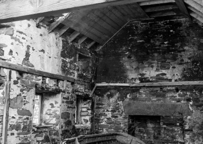 Abandoned boat shed, St Margaret's Hope, Orkney