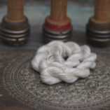 Spun Mulberry Silk / Royal Alpaca