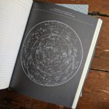 Saltwater Rose Studio Observers Notebooks Astronomy Inside view 1