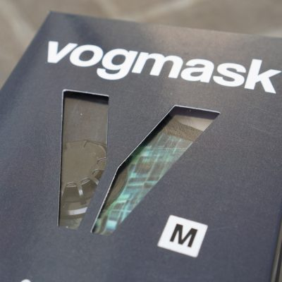 Image of boxed vog mask