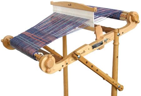 Product image Harp Forte loom floor stand.