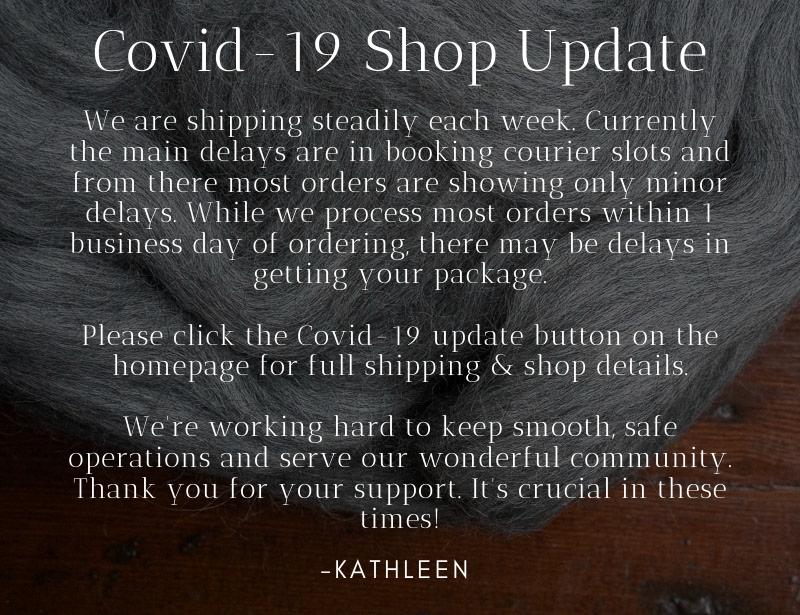 Covid shop update